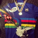 Gold Medal - UCI Track Masters World Championships 2015