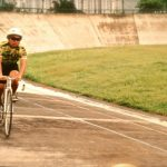 First Track Session at Hong Kong Velodrome, Once Upon a Time